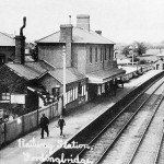 photo of fordingbridge station